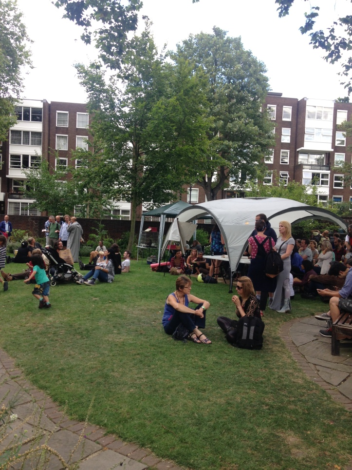 London permaculture festival